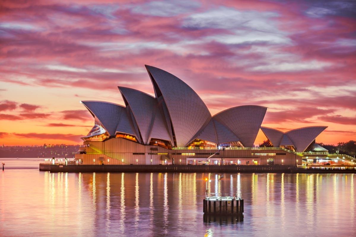 Work and holiday v Austrálii