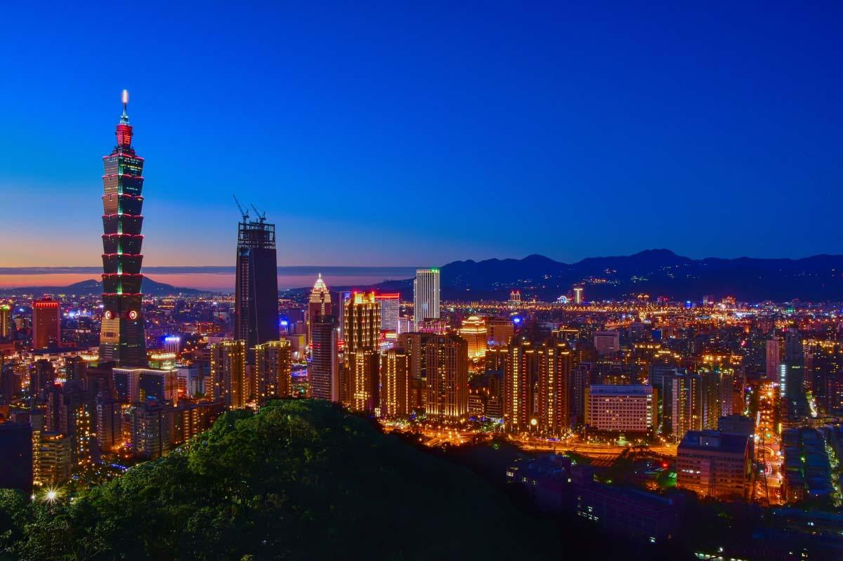 Working holiday Tchaj-wan