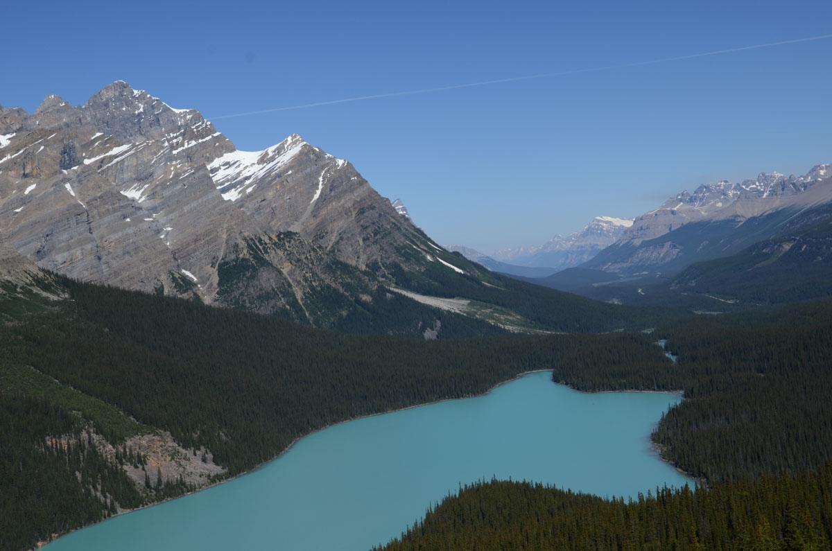 WH víza Kanada, příroda a národní parky