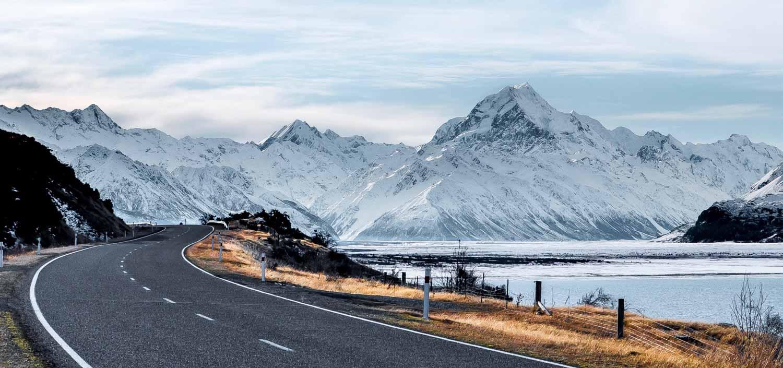 Práce na Novém Zélandu