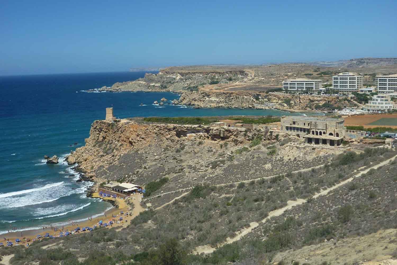 Práce v EU - Rozhovor a práce na Maltě