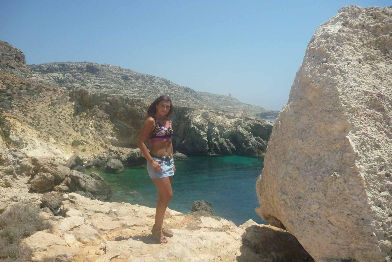 Rozhovor Hanka Šormová - práce v zahraničí na Maltě