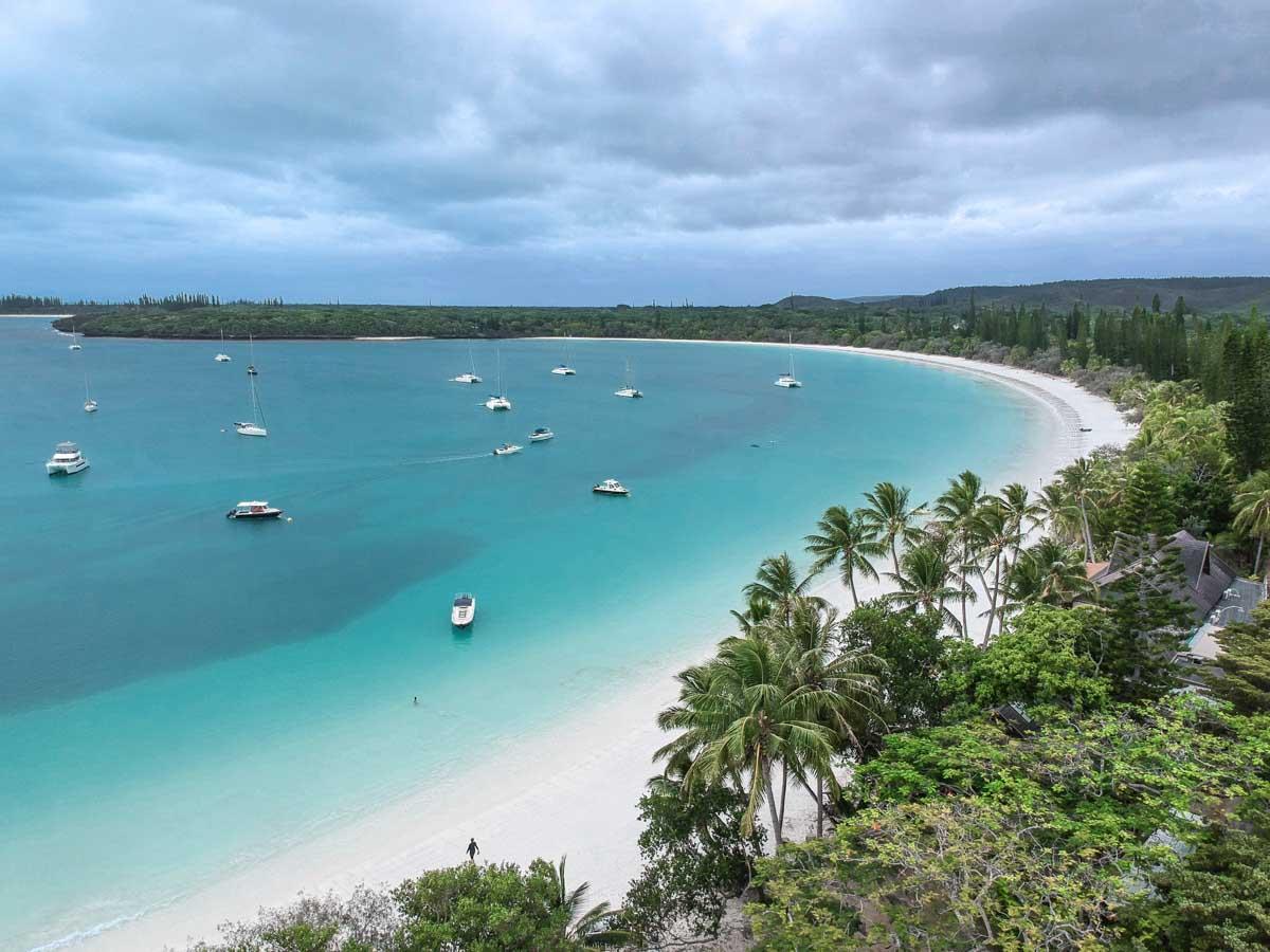 Nová Kaledonie - rozhovor o cestování a práci v zahraničí