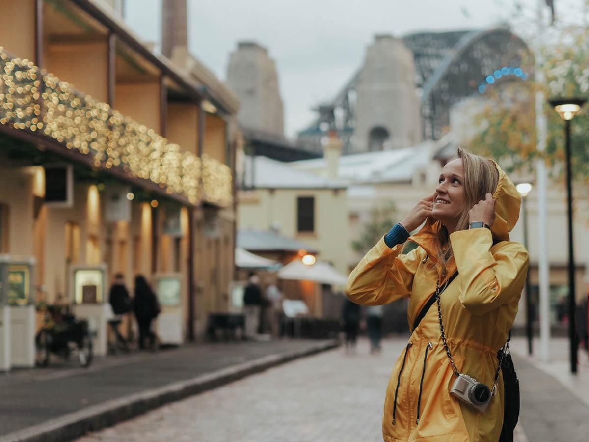 Rozhovor Lucie Nohynková - práce v zahraničí