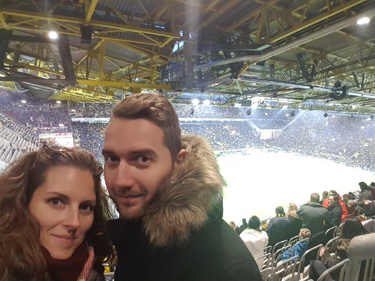 Dortmund a fotbal - Rozhovor Život a práce v Německu