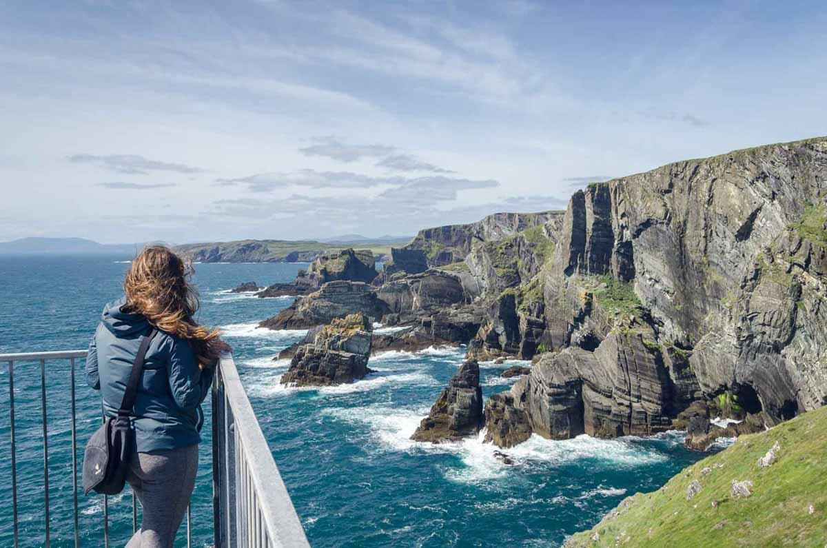 Letní brigáda v zahraničí a cestování v Irsku