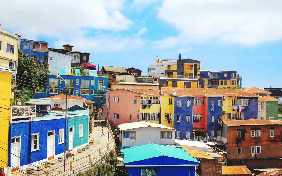 Pracovní možnosti - Working holiday Chile