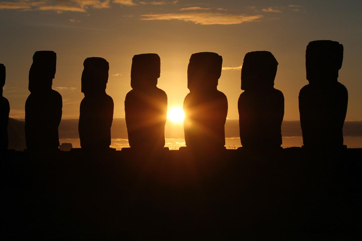 Velikonoční ostrov Chile
