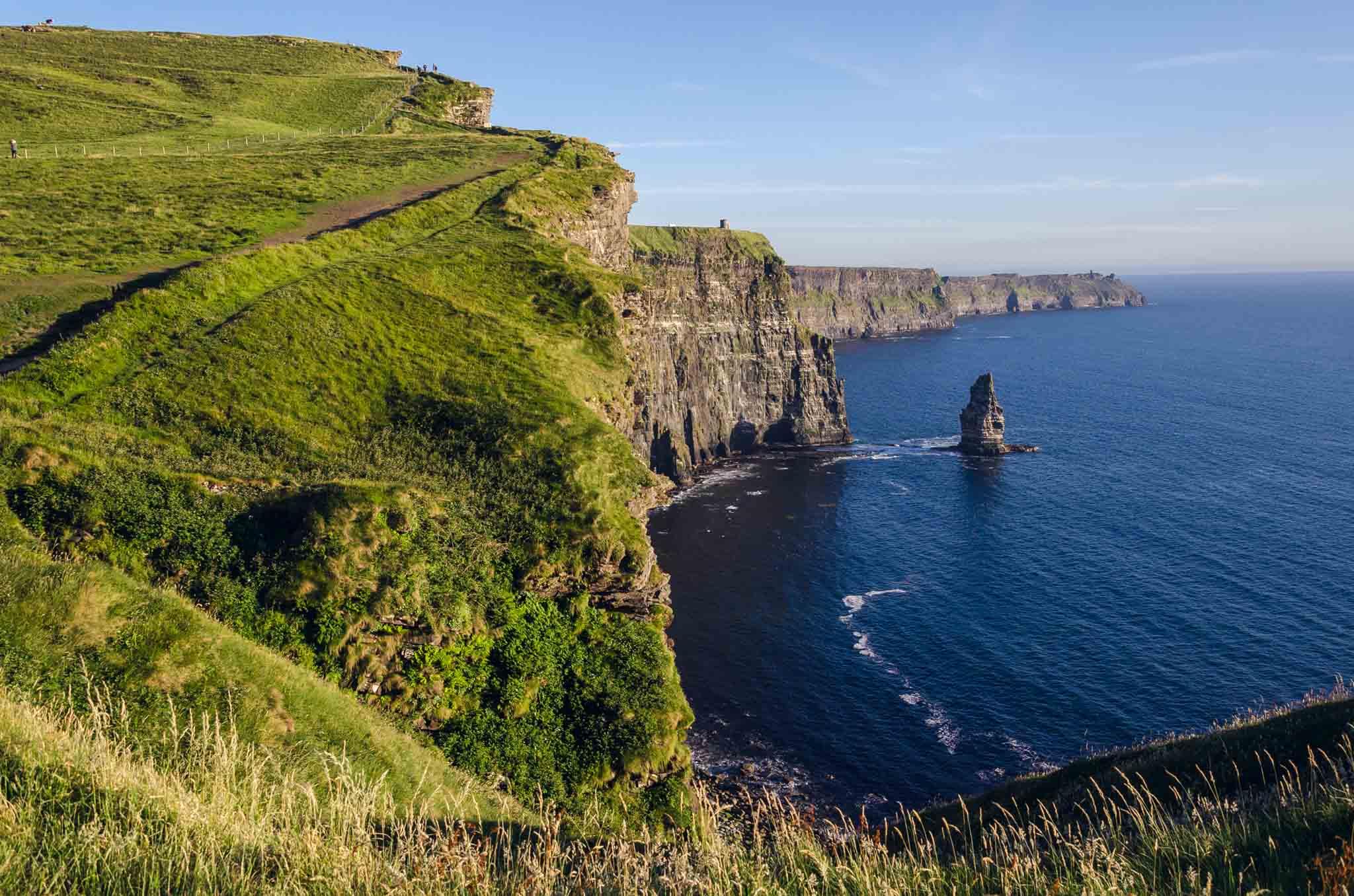 Mohérové útesy - Irsko