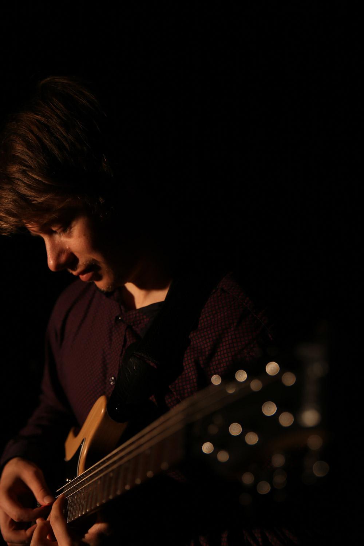 Jazzový kytarist a Peter Moc - rozhovor