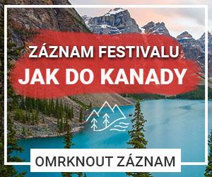 Záznam festivalu Jak do Kanady