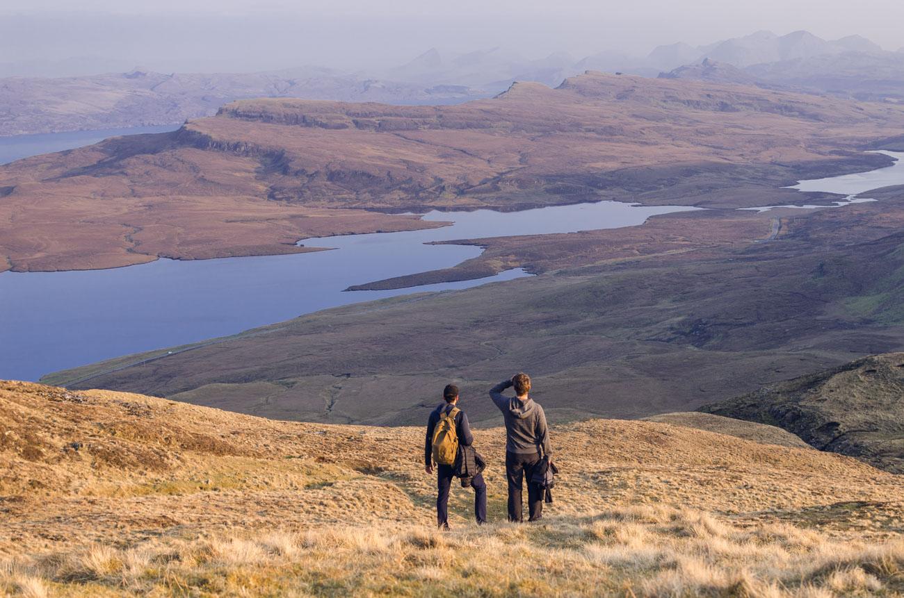 Rozhovor - studium Skotsko, práce a cestování