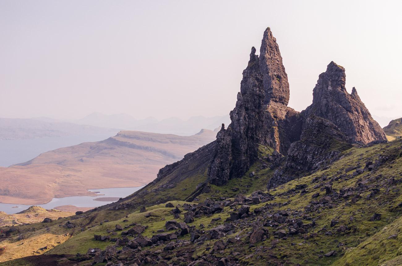 Rozhovor - život a práce ve Skotsku